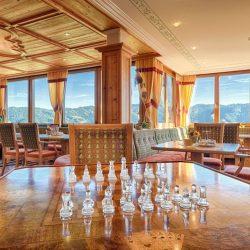 Schach Innen (c) Hotel Bergheimat