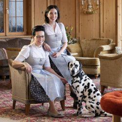 Sieglinde Und Nathalie Kögl Plenk (c) Hotel Bergheimat