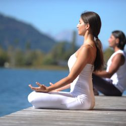 Seehotel Enzian Yoga Am See