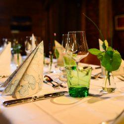 Gedeckter Tisch © Hotel Kogler