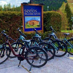 E-Bikes © Hotel Seelos