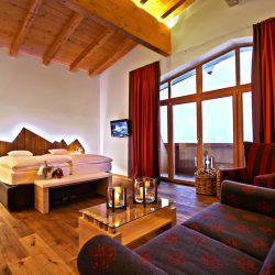 Suite Seelos © Hotel Seelos