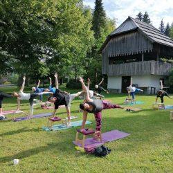 Yoga © Gut Trögern