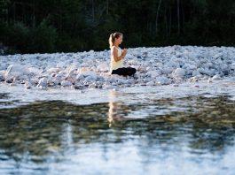 Meditation am See © Gut Trögern