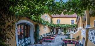 Innenhof © Klosterhof Spitz