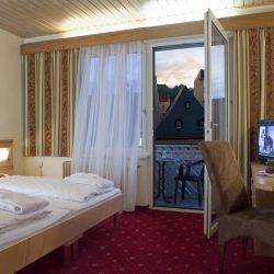 Doppelzimmer Standard @ Aktivhotel Weißer Hirsch
