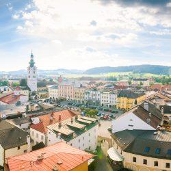 Altstadt Freistadt Region Mühlviertel @ Richard Schramm