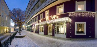 Winteransicht @ Aktivhotel Weißer Hirsch