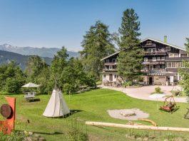 Sommerpanorama © Bio Hotel Grafenast