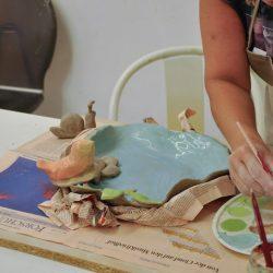 Keramikworkshop © Mühlviertel Kreativ