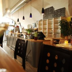 Cafe und Wein © Ursin Haus Langenlois