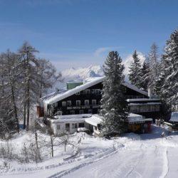 Winterpanorama © Bio Hotel Grafenast