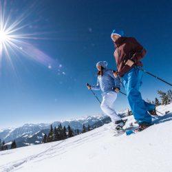 Schneeschuhwandern ©Hochkönig Tourismus