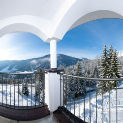 Ausblick Hotel Bergheimat @ Michael Gruber