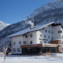 Winteransicht @ Hotel Neue Post