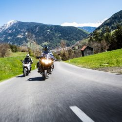 Motorrad-Tour im Hotel Schrofenstein © Daniela Zangerl / TVB Tirol West