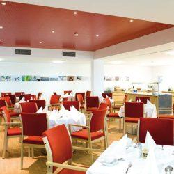 Restaurant im SPES Hotel ©Anette Friedel