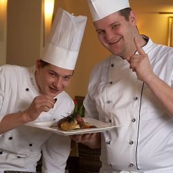 Köche © Hotel zum Mohren