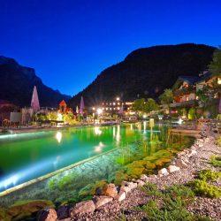 Teich bei Nacht @ Mühlpointhof