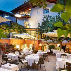 Gastgarten Restaurant Hotel Obauer @ Haselhoff