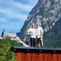 Obauer Brüder am Dach @ Restaurant Hotel Obauer