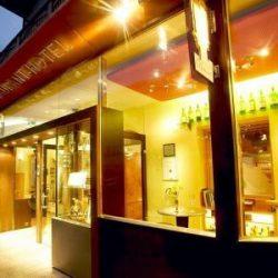Hausansicht @ Restaurant Hotel Obauer