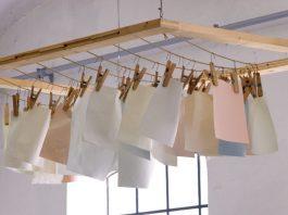 Papiertrocknen © Papiermachermuseum