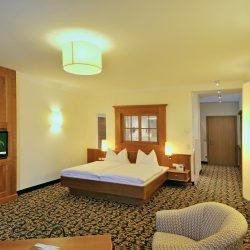 Doppelzimmer Gartenhotel & Weingut Pfeffel @ Alexander Pfeffel