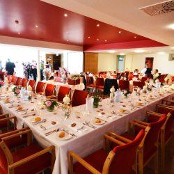 Hochzeitstafel @ Zukunftsakademie / SPES Hotel