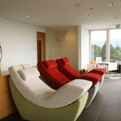 Wellnessbereich im SPES Hotel @ Hartwig Schöberl
