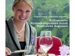 Titelseite Genuss Reisen Österreich Magazin 2017
