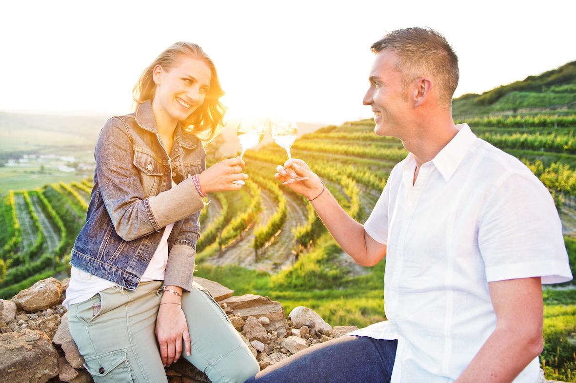 Wein-Reisen bei Genuss Reisen Österreich / FC: Ursin Haus