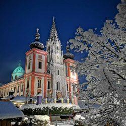 Winteransicht Mariazell © TVB Mariazeller Land