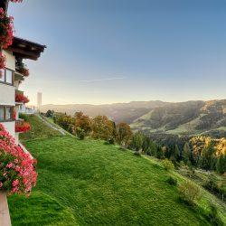 Bergheimat Landschaft (c) Hotel Bergheimat
