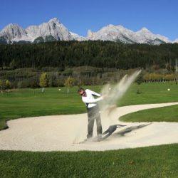 Golf © Hotel Bergheimat