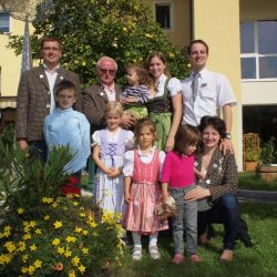 Gastgeberfamilie Gartenhotel & Weingut Pfeffel © Alexander Pfeffel